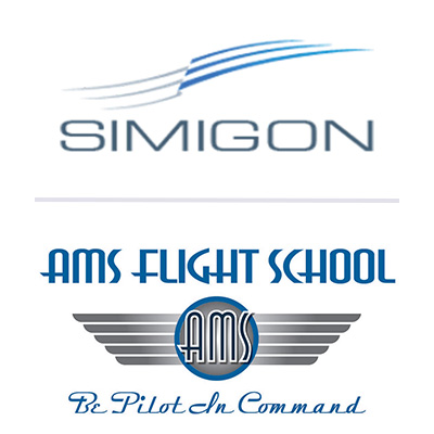 SIMIGON & AMS Flight School